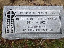 Robert Rush Thornton