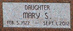 Mary S. Alfano