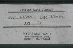 Jessica Paige Johnson