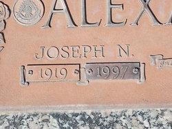Joseph N Alexander