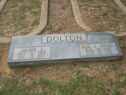 Rev Delmer Irvin Del Dolton