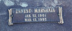 Ernest Marshall Marshall Brackett, Sr