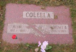 Florence <i>Galliano</i> Colella