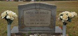 Adell Archibald