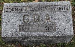 Cornelia <i>Dabney</i> Averitt