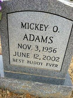 Mickey O. Adams