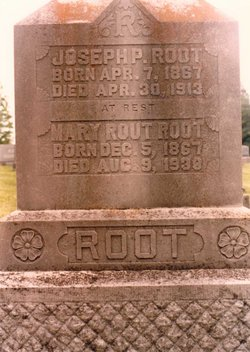Mary Rout Root