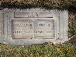 Inez Mildred <i>Walsh</i> Ady