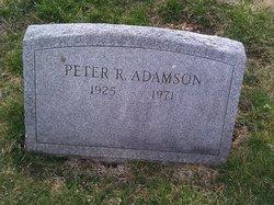 Peter Rankin Adamson