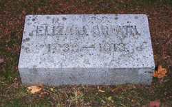Eliza Lathrop <i>Weed</i> Brown