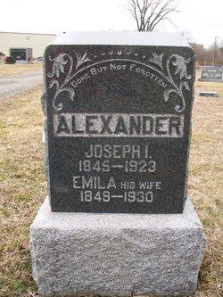 Joseph I Alexander