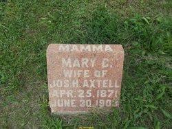 Mary Catherine <i>Lundy</i> Axtell