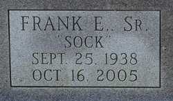 Frank E. Sock Powell, Sr