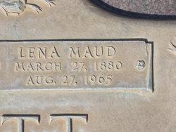 Lena Maude <i>Gray</i> Luckett