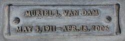 Muriel Lois <i>Swegles</i> Van Dam