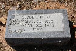 Clyde C Hunt