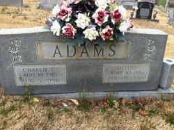 Charlie Crawford Adams