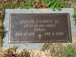 Cullen Jefferson Cullie Conly, Jr