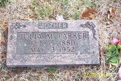 Julia Melissa <i>Riley</i> Parker