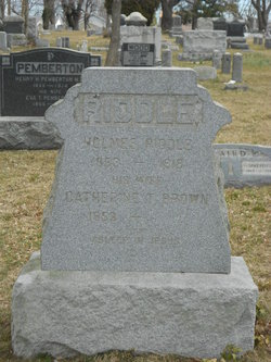 Catherine T. <i>Brown</i> Riddle
