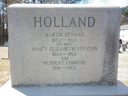 Herbert Linwood Holland