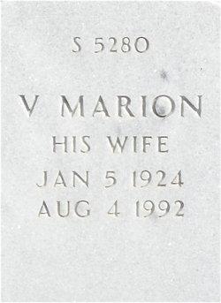 V Marion Duncan