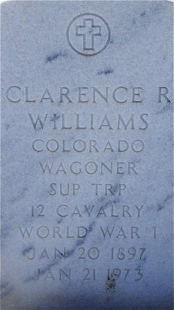 Clarence Richard Williams
