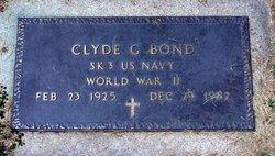 Clyde G. Bond