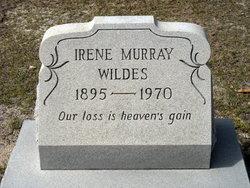 Irene <i>Murray</i> Wildes
