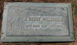 James Henry Willingham