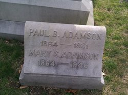 Paul Buckley Adamson