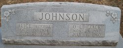 Otis Loy Jack Johnson