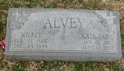 Flora Katherine Katie <i>Baird</i> Alvey
