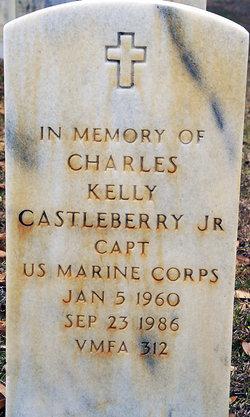 Charles Kelly Castleberry, Jr