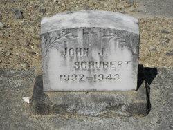 John Joseph Schubert