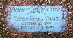Tessie <i>Beall</i> Coale