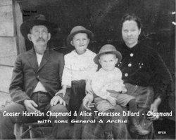Ceaser Harrison Chapmond