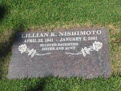 Lillian K Nishimoto