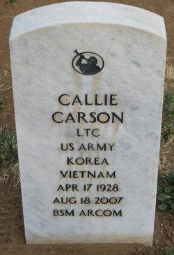 Callie Carson