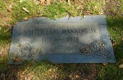 Walter Earl Manning, Jr