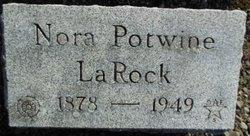 Nora <i>Potwine</i> LaRock