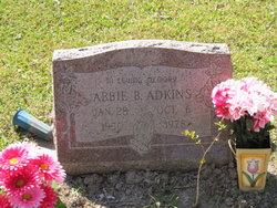 Abbie Beth <i>Stanton</i> Adkins
