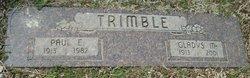 Paul Ernest Trimble