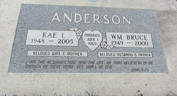 William Bruce Anderson
