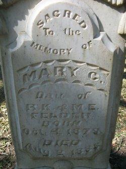 Mary C Felder