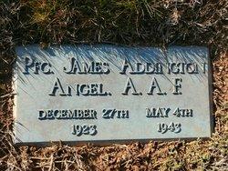 PFC James Addington Angel