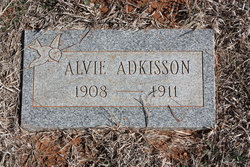 Alvie Adkisson