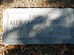 Alex Craigon Church