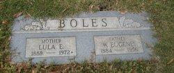 Lula E. <i>King</i> Boles