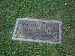 Ira Corelia Connie Maxwell <i>Merrell</i> King